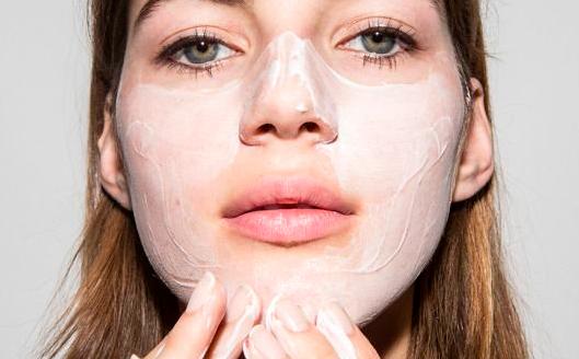 getting rid of acne