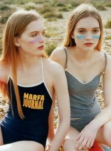 famous fashion twins