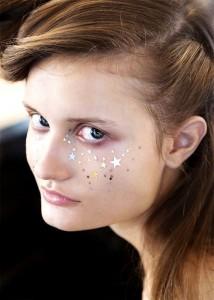 rainbow freckles