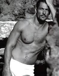 david Gandy, rich models