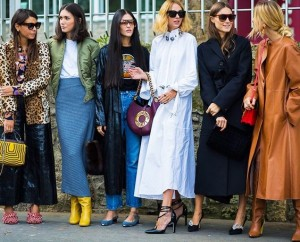 fashion trends, all my friends are models, street style,