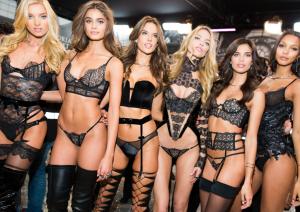bts victoria's secret fashion show, VSF