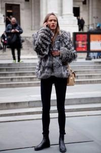 faux fur, fashion trends, 2017 fashion