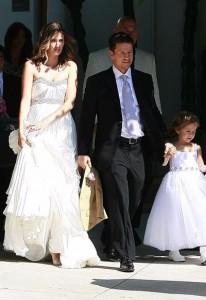 Rhea Durham and Mark Wahlberg