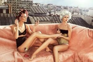 model beauty advice, model beauty tips, model diet, how to be a model, model doing makeup