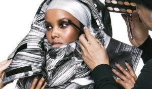 muslim model