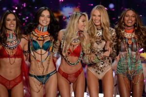 models angels runway finale
