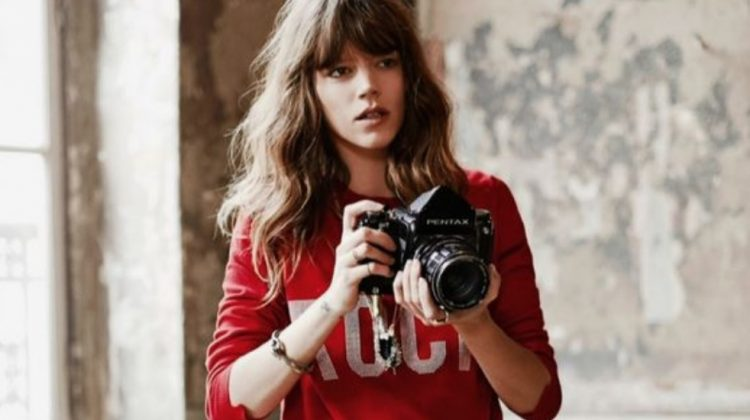 photographer on set