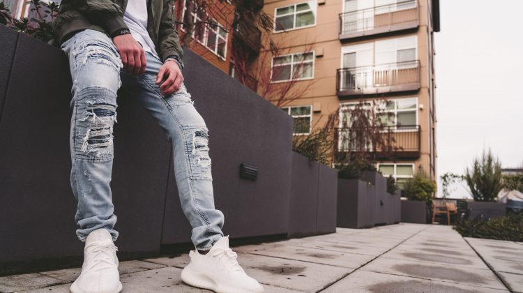 Men's Fashion Denim Will Boost Your Portfolio
