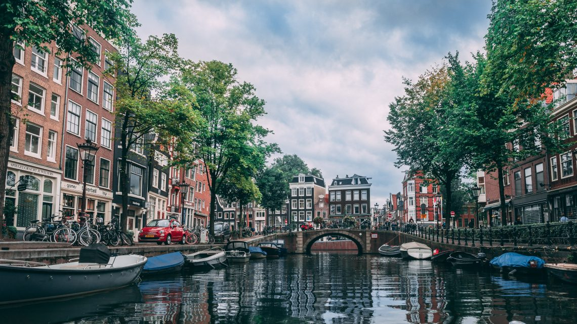 Girls, Get Ready To Live It Up In Amsterdam