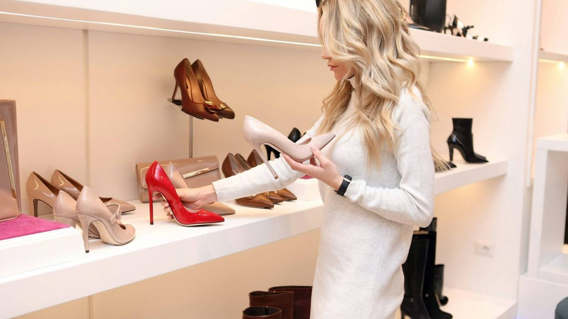 Buying Shoes Online: How to Get It Right the First Time
