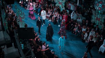 How to Write a Fashion Show Narration